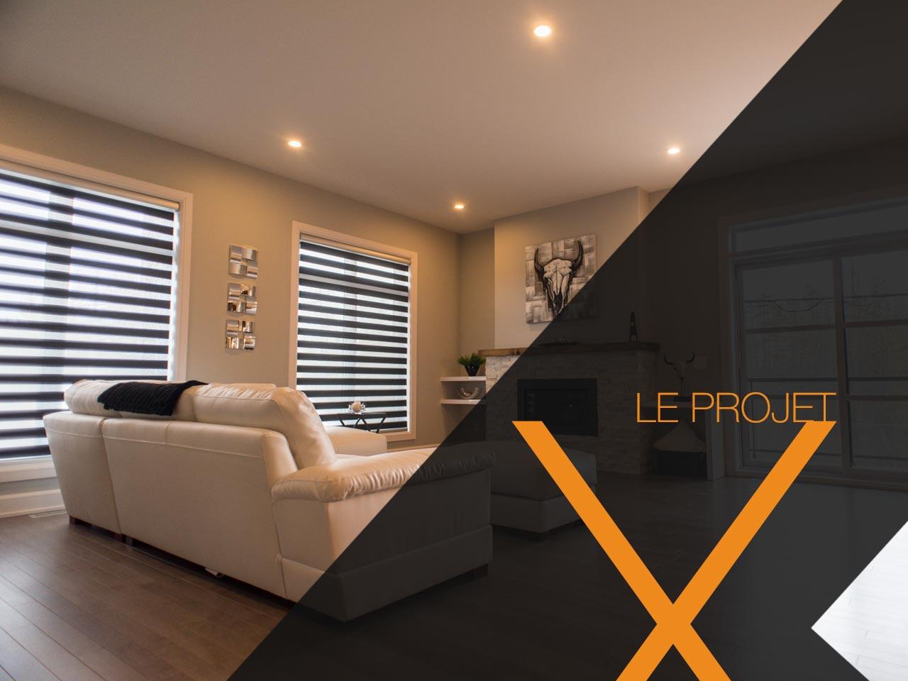 Condominiums X15 projet de condos neufs Mirabel 50 ans et plus