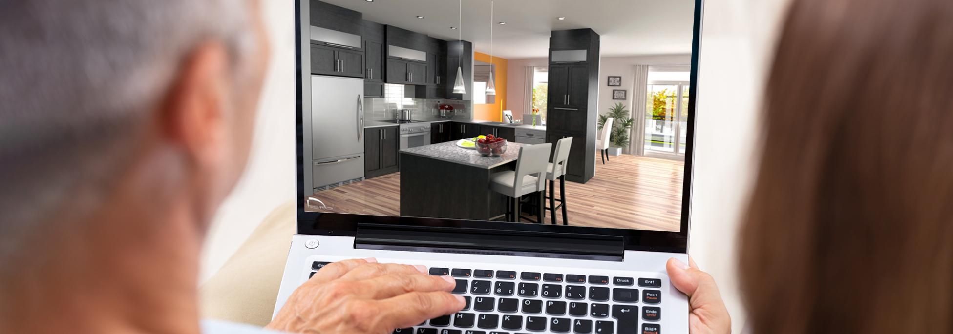 Visite virtuelle des condominiums X15 disponible